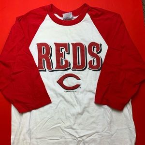 Chicago Reds Half Sleeve Shirt
